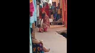 Video Shows Mother Mercilessly Beating 3-Yr-Old As Many Watch As Mute Spectators
