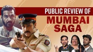 Mumbai Saga Public Review: Interesting After The Interval And Climax is Worthy of Goosebumps, Say The Audience