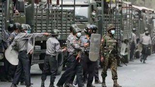 सेना के आदेश से बचने के लिए म्यांमार के तीन पुलिस अधिकारियों ने ली मिजोरम में शरण, कई और लोग भी आए