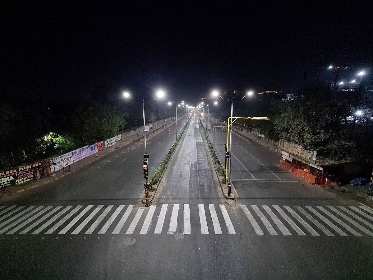 Night Curfew in Chandigarh From 10 PM to 5 AM to Curb COVID-19 Cases