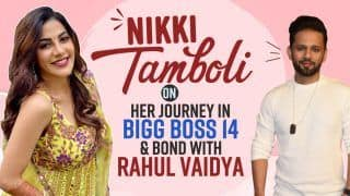 Bigg Boss 14: Nikki Tamboli on her journey in the show, bond with Rahul Vaidya and more [EXCLUSIVE]
