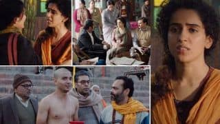 How Can a Widow Dance? Sanya Malhotra is Breaking Stereotypes in New Song From Pagglait - Watch