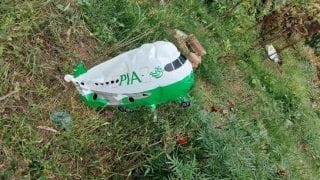 Another Pakistan Airlines Balloon Recovered in Jammu and Kashmir