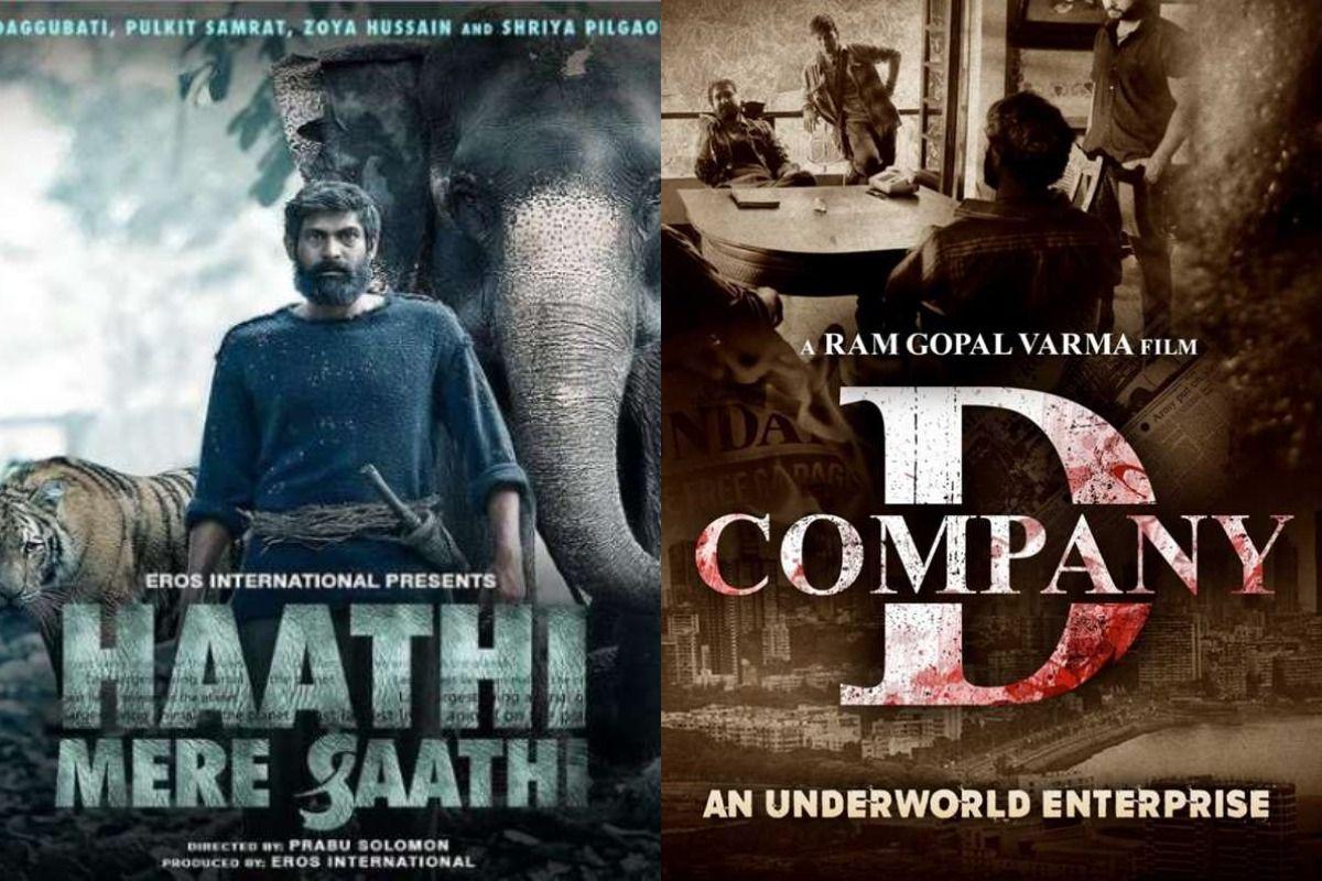 कोरोना के बढ़ते मामलों के बीच इन फिल्मों की रिलीज पर रोक, नए डेट का होगा  ऐलान - Haathi mere saathi and d company will not be released amidst growing  cases of