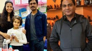 Aaliya Siddiqui Plays Holi With Nawazuddin Siddiqui's Brother Shamas After Accusing Him of Harassment