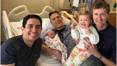 90 लाख खर्च कर इन 3 गे पुरुषों ने पैदा किए 2 बच्चे, ऐसा है कई पिता वाला इतिहास का पहला परिवार