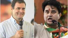 RaGa Says Scindia Could Have Become CM in Congress, Netizens Ask Just Like Sachin Pilot?