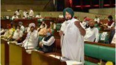 Punjab Budget 2021: पंजाब के बजट सत्र में शिअद विधायकों का हंगामा, असेंबली अध्यक्ष ने किया निलंबित
