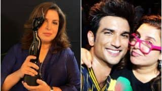Farah Khan Gets Best Choreographer Filmfare Award And This One Is Special For Her, Here's Why