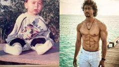 Tiger Shroff Childhood Pics: टाइगर श्रॉफके बचपन की तस्वीरें हो रही हैं Viral, पिता जैकी श्रॉफ के सीने से ऐसे लिपटे हैं जूनियर बागी