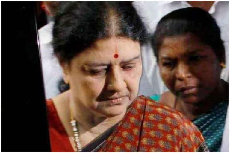 Tamil Nadu Election 2021: Sasikala Alleges Her Name Removed From Voters' List, Will Sue Officials