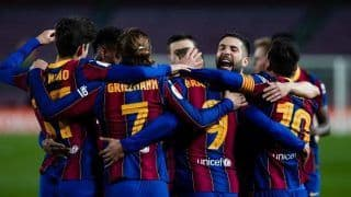 Barcelona vs Sevilla Highlights: Catalan Giants Pull Off Another 'Remontada' to Enter Copa del Rey Final | WATCH