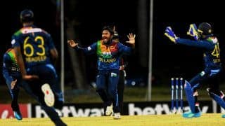 WI vs SL: Akila Dananjaya's Hat-trick to Kieron Pollard's 6 Sixes, 1st T20I Between West Indies and Sri Lanka Turned Out to be a Crazy Ride