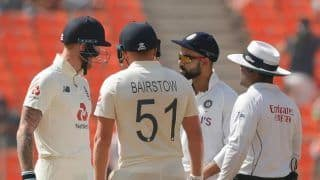 India vs England 4th Test: Captain Virat Kohli Engages in Heated Argument With Ben Stokes | WATCH
