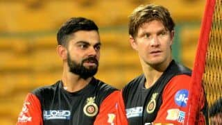 IPL: Shane Watson Opens up on Time at RCB And CSK, Claims Playing With Virat Kohli One of His Career Highlights