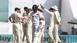 Virat Kohli Equalls Unwanted Records of Former Captains MS Dhoni And Sourav Ganguly After Duck Against England in 4th Test