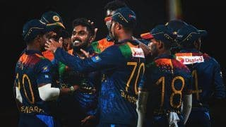 WI vs SL: Danushka Gunathilaka, Bowlers Shine as Sri Lanka Beat West Indies in 2nd T20I to Level Series 1-1
