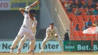 'Unlucky' Washington Sundar Misses Maiden Test Century, Stranded on 96 as India All Out For 365