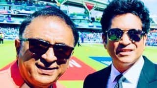 Sunil Gavaskar Completes 50 Years Since India Test Debut; Sachin Tendulkar Pays Rich Tribute