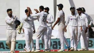 4th Test: India Crush England by An Innings And 25 Runs to Claim Series 3-1