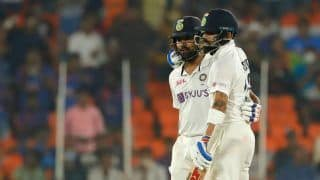 Rohit Sharma's 161-Run Knock in 2nd Test Was Most Defining Moment in Series: Virat Kohli