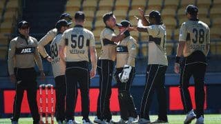 5th T20I: Martin Guptill, Ish Sodhi Power New Zealand to Clinical 7-Wicket Win Over Australia; Clinch Series 3-2