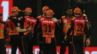 SRH Full Schedule IPL 2021: Check Out Sunrisers Hyderabad Fixtures, Timing and Venues