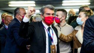 Joan Laporta Elected New President of Barcelona With 54.28 Per Cent Votes