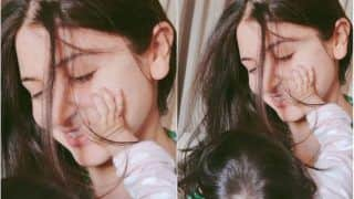 Virat Kohli Shares New Picture of Baby Vamika And Anushka Sharma With an Empowering Note on Women's Day