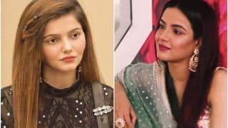 Rubina Dilaik Ignores Jasmin Bhasin, Tags Only Aly Goni And Tony Kakkar in New Insta-Post