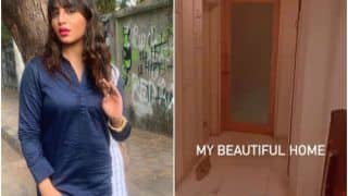 Bigg Boss 14 Challenger Arshi Khan Buys a New House in Mumbai, Here Are The Inside Pics