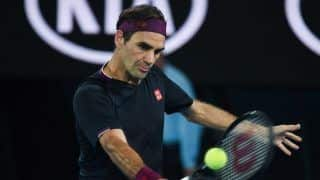 Qatar Open 2021: Roger Federer Registers Hard-Fought Win on Injury Return After 13 Months