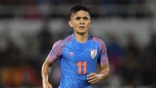 Sunil Chhetri Tests Positive for COVID-19; Urges People to Take Safety Precautions