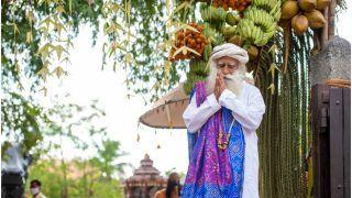Sadhguru's Isha-Mahashivratri Pics: Exuberance And Devotion Mark Eclectic All-Night Celebrations