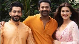 Adipurush Full Cast: Kriti Sanon is Sita And Sunny Singh is Laxman to Prabhas' Ram in Om Raut-Directorial