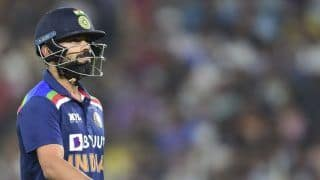 Gautam Gambhir Reacts on Virat Kohli's Rough Patch: