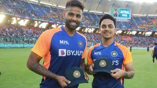 India vs England: Ishan Kishan Makes His Debut in 2nd T20I Replaces Shikhar Dhawan
