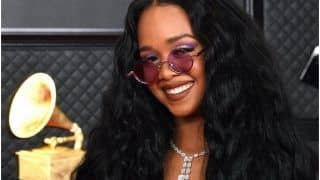 Grammys 2021: H.E.R Wins Song of The Year For 'I Can't Breathe' Based on Racist Killing of George Floyd