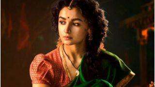 Alia Bhatt Looks Radiant as Sita in Ram Charan And Jr NTR Starrer RRR - First Look