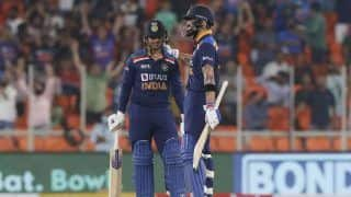 Ishan Kishan Reveals How Virat Kohli Told Him to Celebrate His Fifty in 2nd T20I against England
