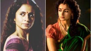 Sita or Beena Tripathi? Netizens Compare Alia Bhatt's Look From RRR to Rasika Dugal's From Mirzapur