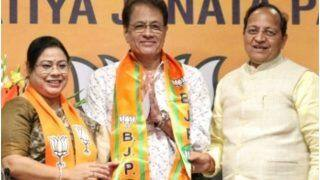 BJP में शामिल होने के बाद टीवी के 'राम' अरुण गोविल ने ममता बनर्जी पर बोला हमला, कहा- जय श्रीराम सिर्फ नारा नहीं बल्कि...