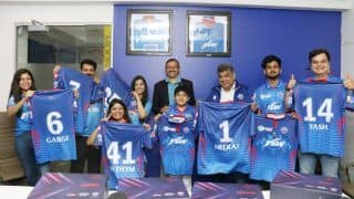 IPL 2021: Delhi Capitals Unveil Their New Jersey For Upcoming Season