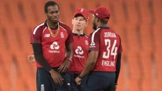 IND vs ENG: England Announce 14-Member Squad For ODI Series Against India; Jofra Archer Misses Out Due to Injury