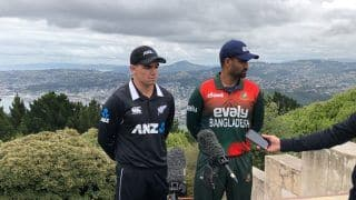 NZ vs BAN Dream11 Team Prediction 1st ODI: Captain, Fantasy Playing Tips For Today's New Zealand vs Bangladesh Match at University Oval in Dunedin, 3:30 AM IST March 20, Saturday