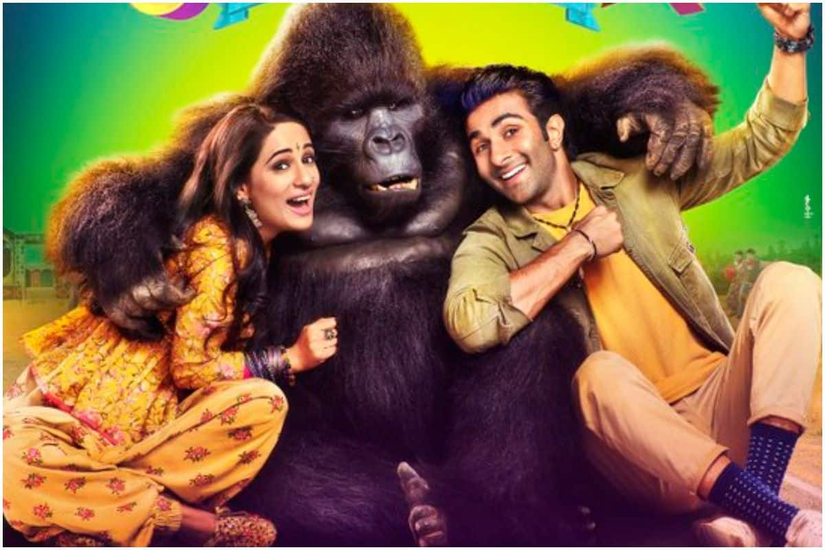 Hello Charlie Trailer Out on March 22, Monday - Watch Out For Aadar Jain  Befriending a Gorilla!
