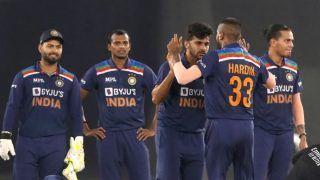 5th T20I: Virat Kohli, Bhuvneshwar Kumar Power India to 36-Run Win Against England; Clinch Series 3-2