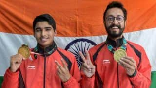 ISSF World Cup: India Claim Gold Medals in Both Men's And Women's 10m Air Pistol Team Events