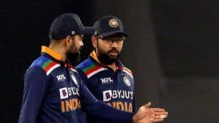 IND vs ENG: Team India Fined 40 Per Cent Match Fees For Slow Over-Rate in Final T20I Against England