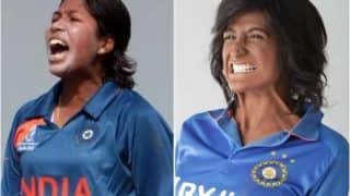 'What a Shame'! Aahana Kumra Gets Trolled For Going Darker in Her Tribute to Jhulan Goswami